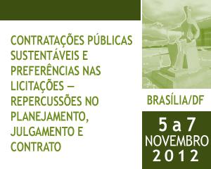 Contratações públicas sustentáveis e preferências nas licitações – Repercussões no planejamento, julgamento e contrato