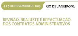 REVISÃO, REAJUSTE E REPACTUAÇÃO DOS CONTRATOS ADMINISTRATIVOS